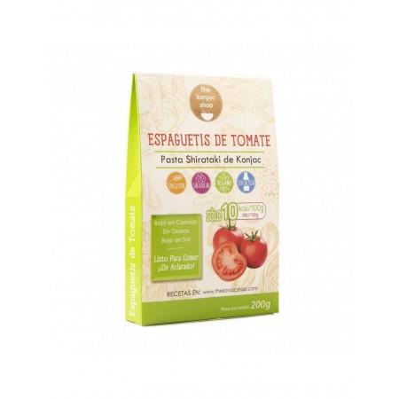 Espaguetis de tomate KONAJC
