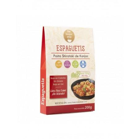 Espaguetis KONJAC