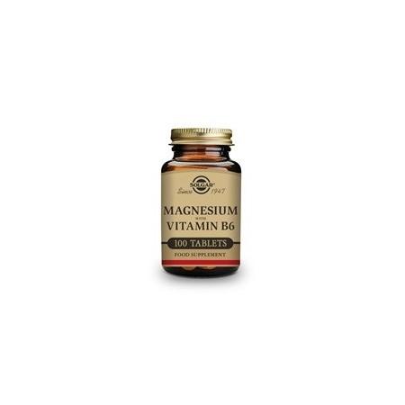 Magnesio con Vitamina B6...
