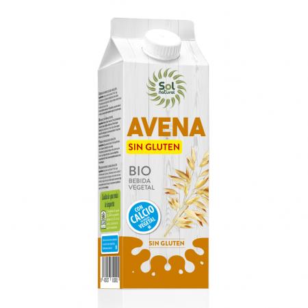 Bebida de Avena Calcio sin...