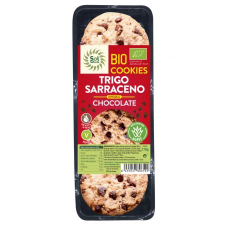 Galletas cookies de Trigo...