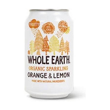 Refresco Naranja y Limón