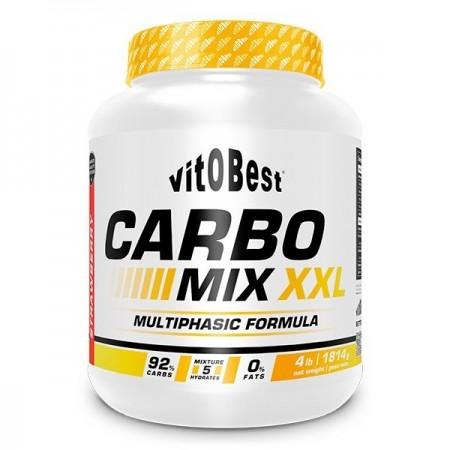 Carbo mix XXL sabor fresa
