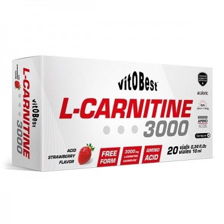 L-Carnitina 3000 - Fresa