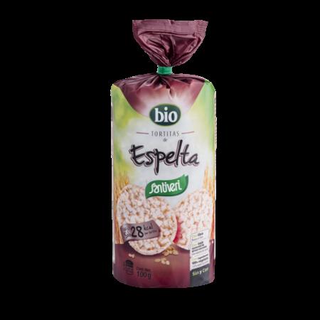 Tortitas de Espelta