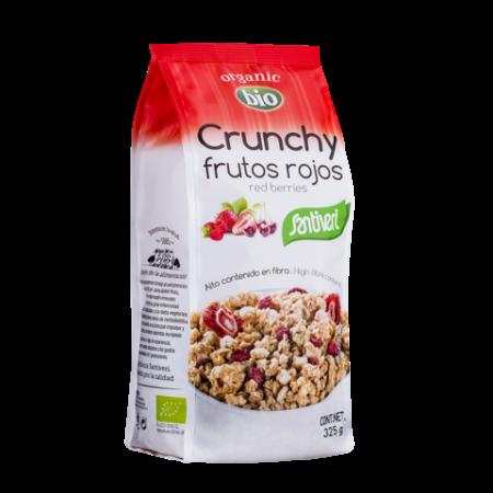 Muesli Crunchy Frutos rojos