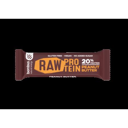 Barrita Bombus Raw Protein...