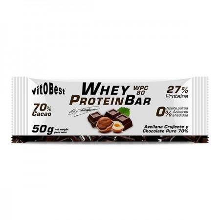 Barrita Choco Puro proteica