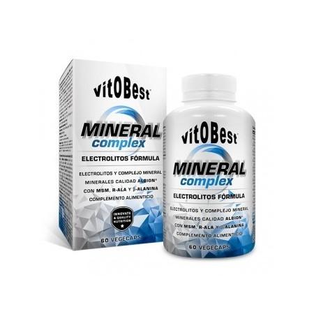 Mineral Complex Electrolitos