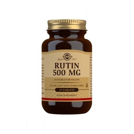Rutina 500 mg 50 comprimidos